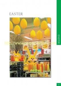 guirlandes-decorations-Paques_02 guirlande papier